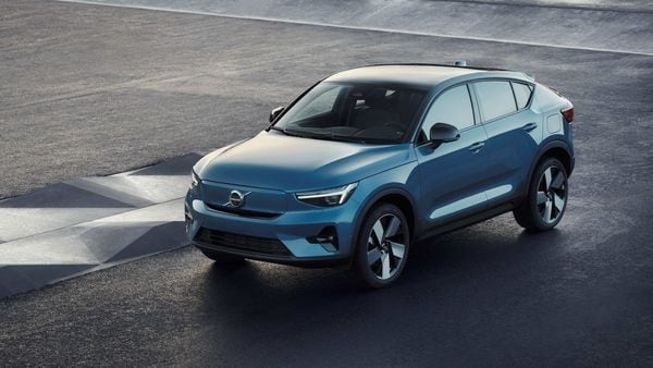 Volvo C40 Recharge electric car is based on the CMA platform, much like the XC40 Recharge SUV or the Polestar 2.
