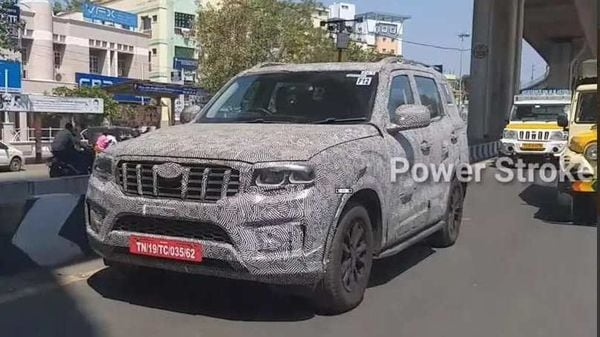The new Scorpio is expected to be launched in India in second half of 2021. (Image Credits: Youtube/Power Stroke PS)