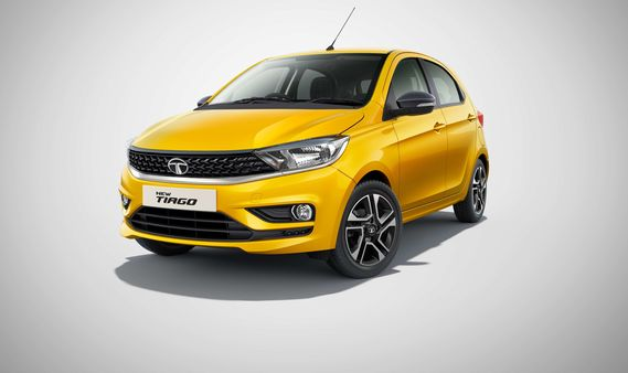 The tata Tiago was originally launched in India in 2016.