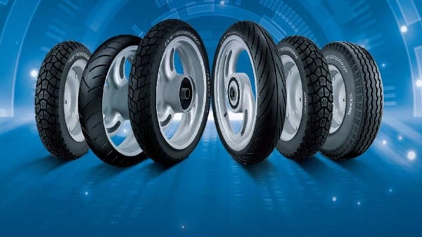 The new TVS tyres will be made available across all the authorised company showrooms in India.