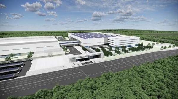 Hyundai's first overseas fuel-cell system plant in Guangzhou