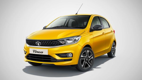 File photo of Tata Tiago hatchback. It was awarded 4-star in Global NCAP safety tests in 2020.
