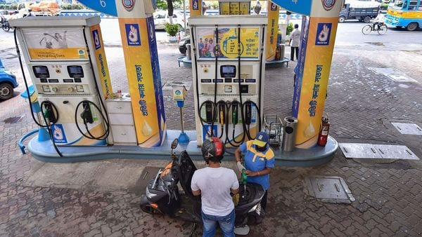 Petrol and diesel prices are increasing in line with global crude oil prices. (PTI)