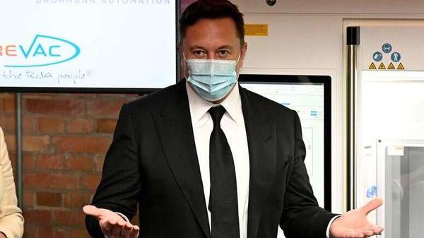 File photo of Tesla CEO Elon Musk. (REUTERS)