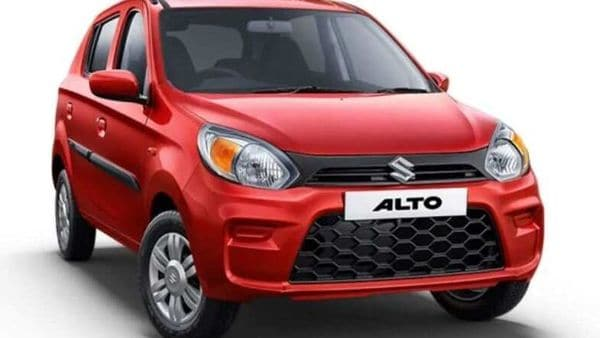 Addition of a new airbag will also directly affect pricing of lower segment cars in India. (Representational Photo of Maruti Suzuki Alto)