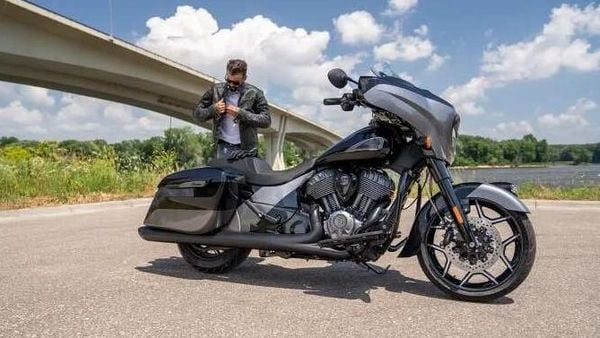 It is the most exclusive Indian Chieftain Elite ever made.
