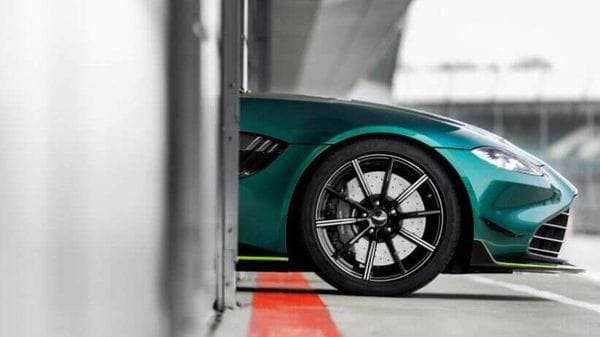 Image used for representational purpose. (Courtesy:Aston Martin)
