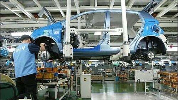 File photo of Hyundai's Ulsan plant in South Korea.