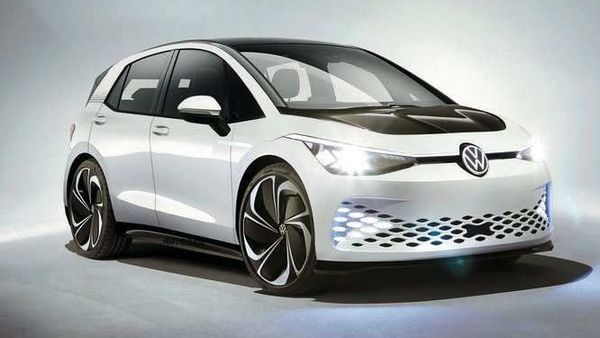 Volkswagen plans to launch entry-level EVs ID.1 and ID.2 by 2025.