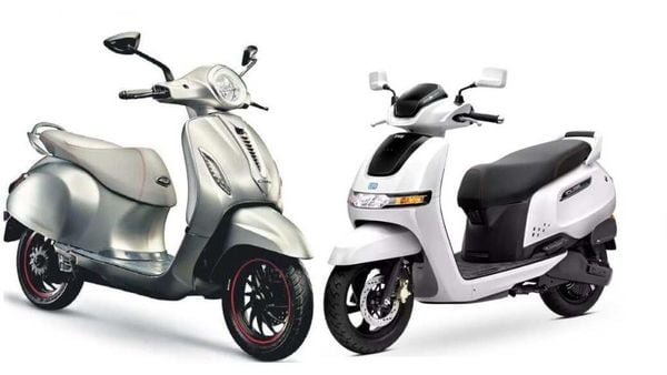 Bajaj and TVS collectively sold 353 electric scooters in India last month.