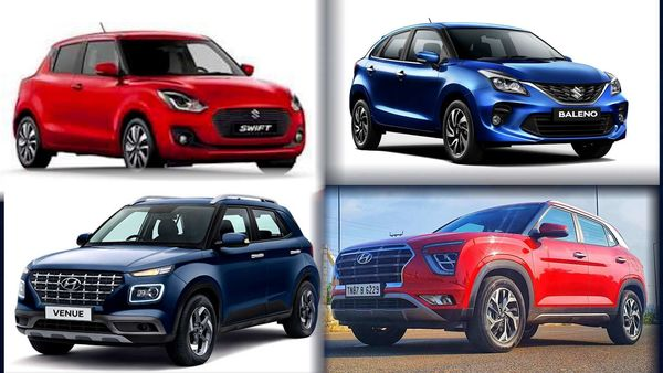 Maruti had as many as seven cars on the list, Hyundai had just three in the list of 10 top-selling cars in India in February, 2021.