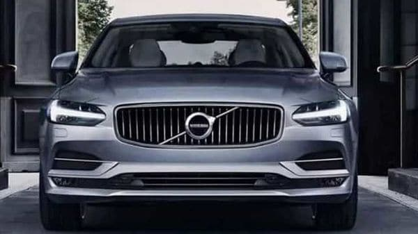 New Volvo S90 will be launched in India later this year.