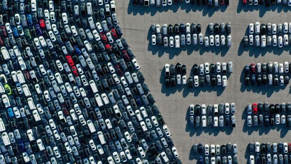 China is the biggest car market in the world. (AFP)