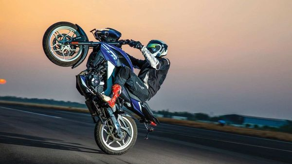 The Bajaj Pulsar NS200 achieved the feat in 23.68 seconds.