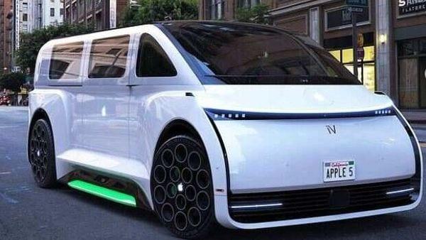 Apple Car concept by automotive designer (Pic courtesy: emrehusmen on Instagram)