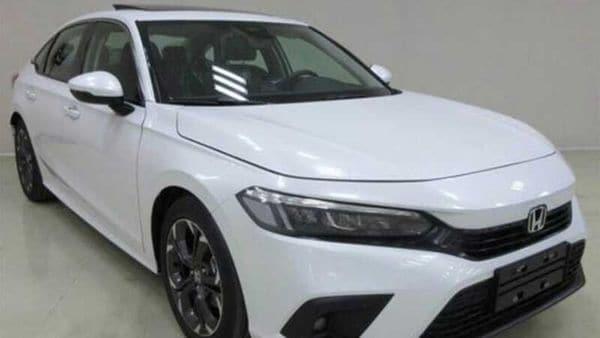 Leaked image of the 2022 Honda Civic. (Photo courtesy: Instagram/@wilcoblok)
