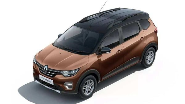 2021 Renault Triber MPV will be offered in a new Cedar Brown colour scheme.