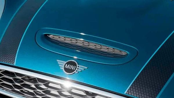 BMW MINI aims to be a purely electric vehicle brand from 2030. (File photo)