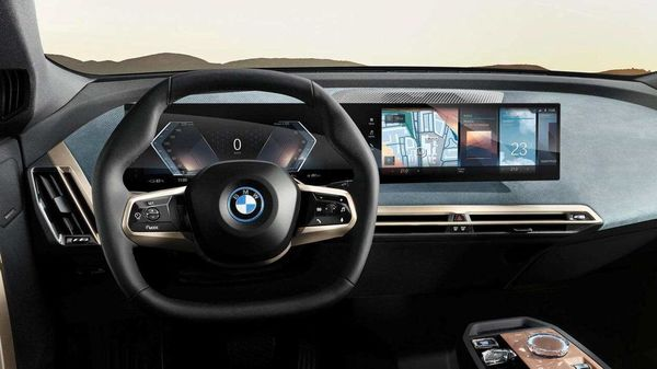 BMW will reveal the next generation iDrive 8 with more advanced features.
