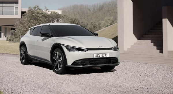 Kia EV6 is the Korean carmaker's first battery electric vehicle (BEV) with a dedicated platform.