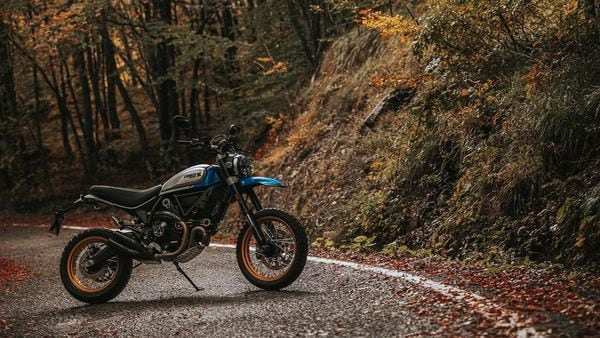 The new Ducati Scrambler Desert Sled is an adventure-focused offering that has been tuned to go off the roads and explore the roads less traveled.