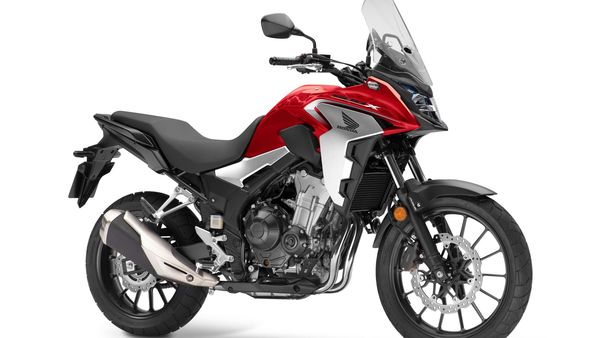 The CB500X will be sold in India as a Completely Knocked Down (CKD) unit.