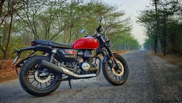 Honda CB 350 RS is basically a sportier trim of the previously launched H'Ness CB 350.