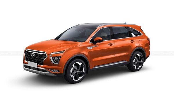 Hyundai Alcazar 7-seater SUV to break cover on April 6.