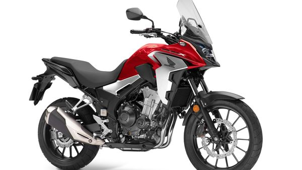 The Honda CB500X has been launched as a CKD (Completely Knocked Down) product in India.