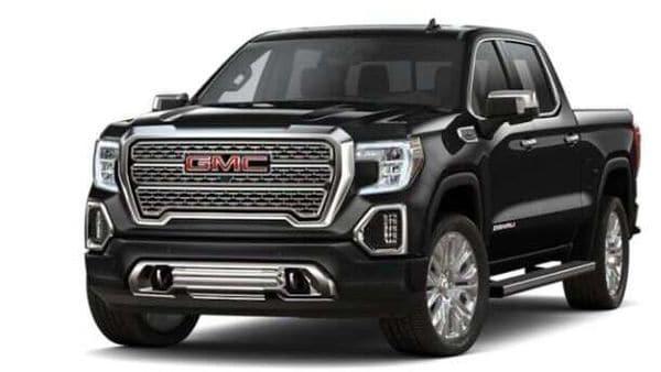 2021 GM Sierra 1500