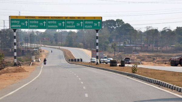 NHAI is expected to bid out highway projects worth around ₹50,000 crore in the first quarter of the next financial year. (PTI)