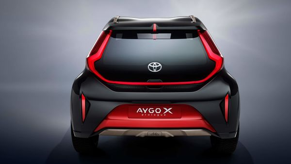 Most likely, the 1.5-litre engine that powers Yaris can be offered with the Aygo X Prologue, possibly along with a hybrid version as well.