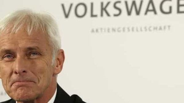 'The misconduct goes against everything that Volkswagen stands for,' Volkswagen chief Matthias Mueller said.