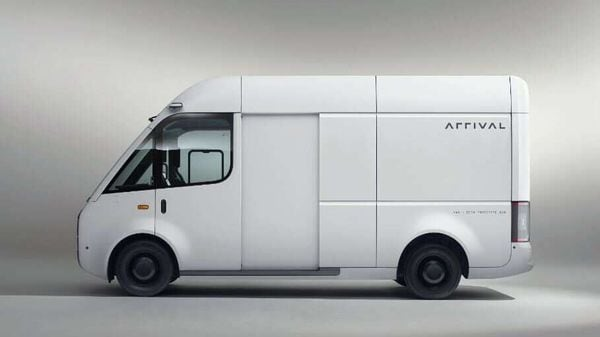 File photo of Arrival Van. (Photo courtesy: Twitter/@Arrival)