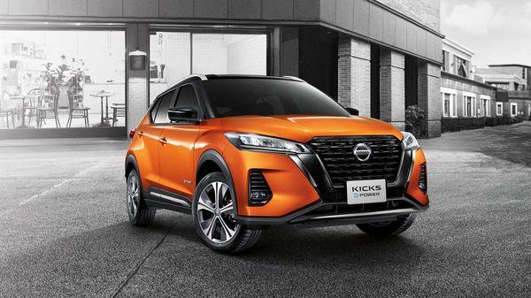 2021 Nissan Kicks e-Power