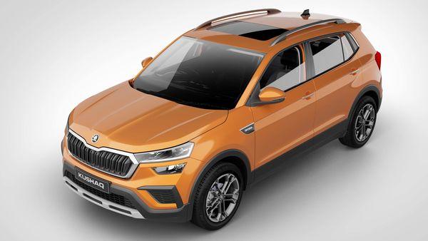 2021 Skoda Kushaq SUV