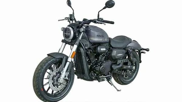 The Harley Davidson Roadster bike is likely to get a 296cc, V-twin engine that is capable of churning out around 30hp.