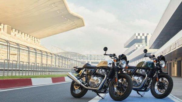 Royal Enfield has also officially initiated bookings on both the new bikes from Monday.