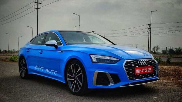 Audi S5 Sportback has been launched as a CBU product in India.