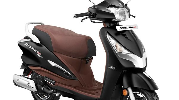 Hero MotoCorp claims that the introduction of this special edition scooter will diversify the range of offerings in the two-wheeler manufacturer's portfolio.