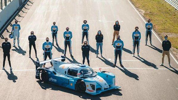 Forze Hydrogen Racing