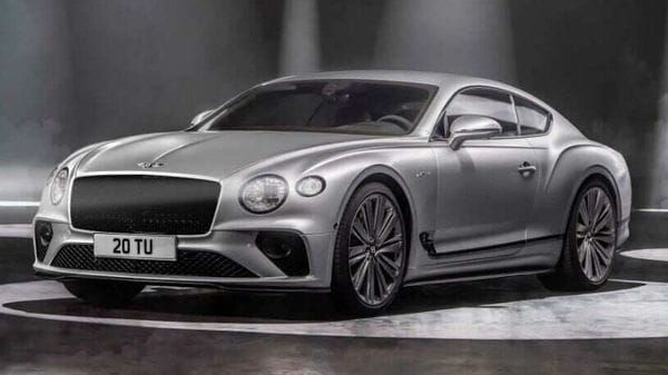 Bentley Continental GT Speed is quicker and looks meaner than the traditional Continental GT.