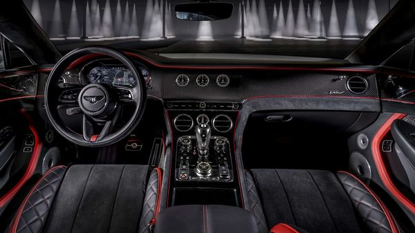 Inside, the car gets two-tone leather and Alcantara treatment. Prospective customers can opt from as many as 15 primary colours and 11 secondary hues.