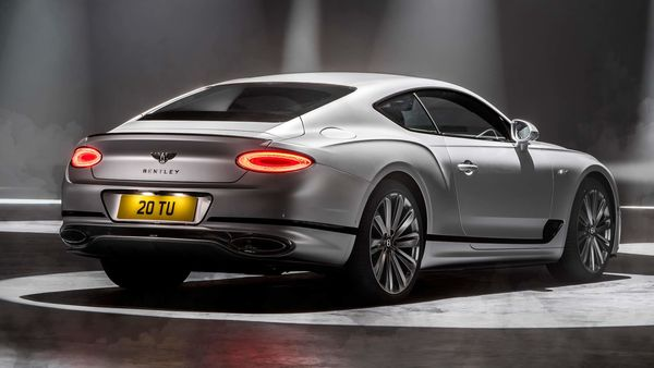 The vehicle gets an updated eight-speed dual-clutch transmission which claims to be at its best when the car is put in the Sport mode. Bentley states that the shifts are twice as quick as in the Continental GT.