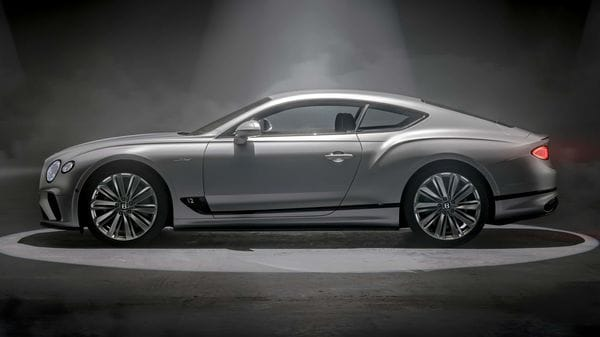 The Continental GT Speed gets re-tued suspension and steering, apart from the Bentley Dynamic Ride which seeks to reduce body roll.