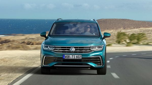 The 2021 Volkswagen Tiguan SUV facelift will compete with rivals like Hyundai Tucson and Citroen C5 Aircross.