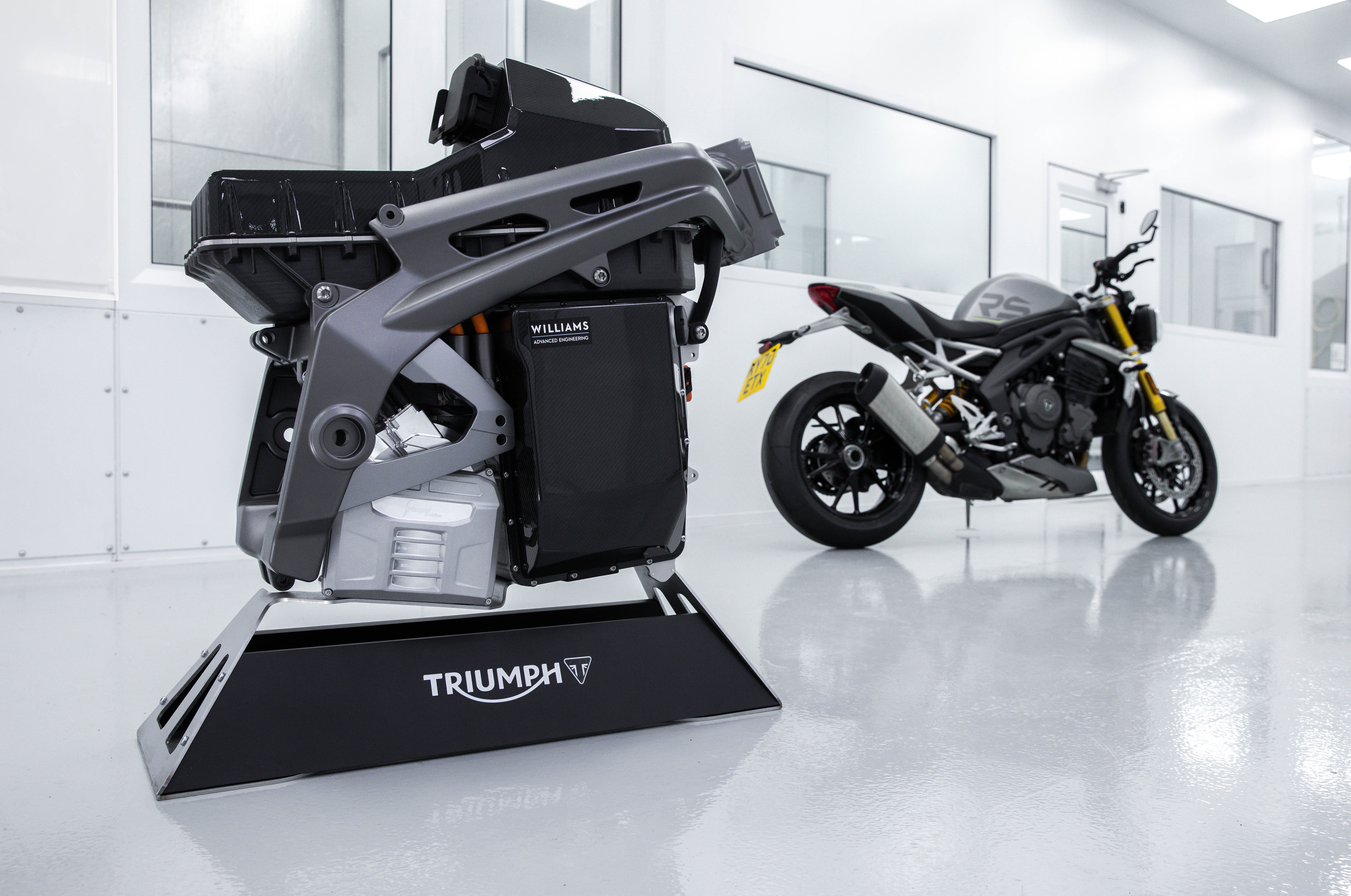 Triumph TE-1 will undergo testing on public roads by the end-2021.