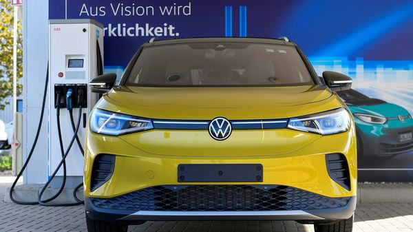 Like Tesla, Volkswagen has decided to take control of its own battery destiny by constructing six European gigafactories with a collective annual capacity of 240 gigawatt hours (GWh) over the next decade. (REUTERS)
