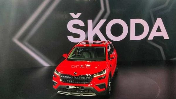 The 2021 Skoda Kushaq SUV was recently revealed in the production-ready form.