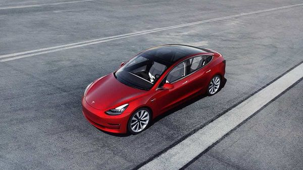 The UK was the largest European market for Tesla Model 3 registrations last year.